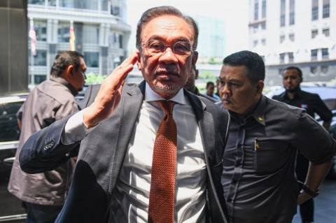 Anwar Ibrahim Dipanggil Polisi Terkait Upaya Pergantian Perdana Menteri