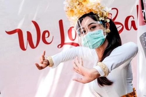 We Love Bali, sebuah program dukungan Kemenparekraf untuk pariwisata di Bali. (Foto: Dok. Biro Komunikasi Publik Kemenparekraf)
