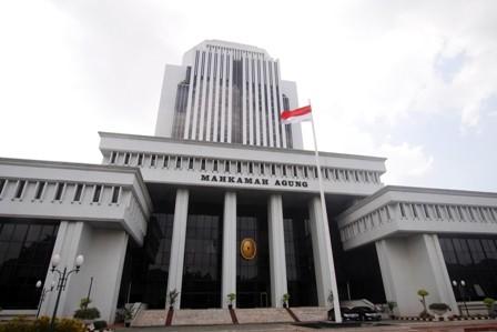 MA Tepis Kritik ICW Terkait Sistem Informasi 11 Pengadilan Buruk