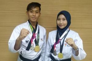 Mahasiswa Indonesia Sabet Tiga Emas di Kejuaraan Taekwondo Internasional