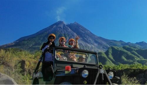 Pesona wisata di kawasan Kaliurang, Gunung Merapi (Foto: Indonesia Travel)