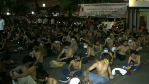 KPAI Desak Polisi Bongkar Eksploitasi Anak Dalam Demo