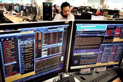 IHSG Menanti Kesepakatan Stimulus AS