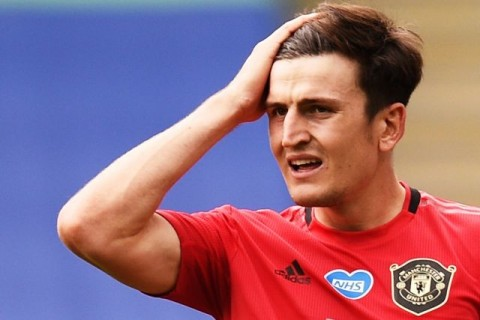 Maguire Dinilai Butuh Istirahat