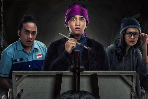 Debut Sutradara Arie Kriting, Garap Film Horor Berjudul Pelukis Hantu