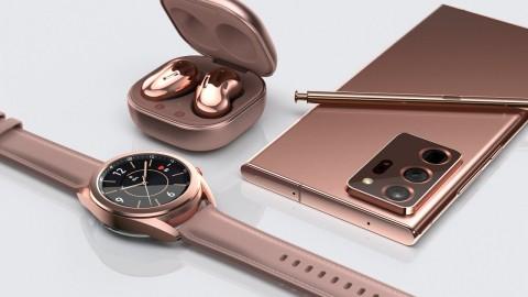 Lengkap dan Canggih, Ekosistem Samsung Galaxy Note20