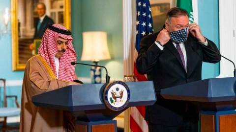 Menlu Arab Saudi Tegaskan Palestina-Israel Harus Utamakan Perundingan