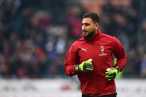 Inter Milan vs AC Milan: Donnarumma Janji Balas Dendam Kekalahan