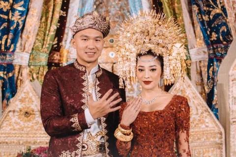 Kata Indra Priawan setelah Resmi jadi Suami Nikita Willy
