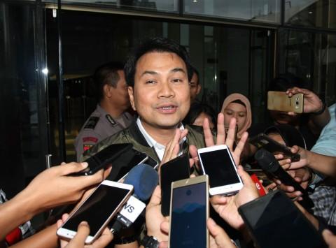 Kecelakaan Sepeda, Azis Syamsuddin Tak Mengalami Luka Serius