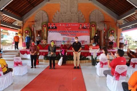 99,31%  Bansos BST Telah Disalurkan di Provinsi Bali