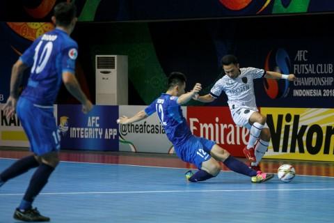 AFC Futsal Championship Diundur Tahun Depan