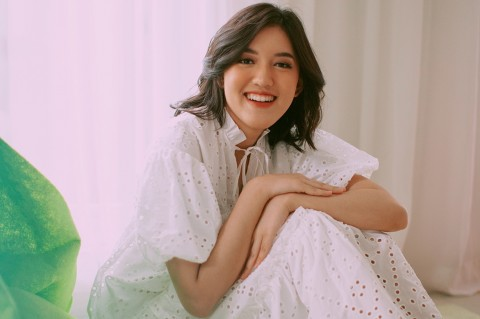 Ify Alyssa Rilis Album Perdana, Pelita Lara