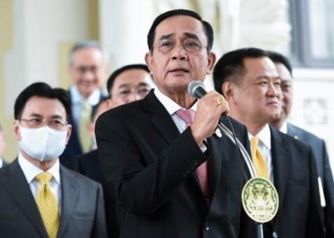 Didemo Rakyat, PM Thailand Tolak Mundur