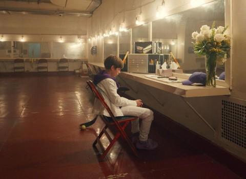 Jacob Tremblay, Pemeran Justin Bieber Remaja di Video Musik Lonely