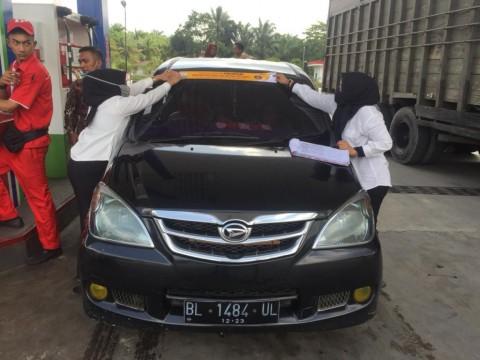 Plt Gubernur Aceh Cabut Edaran Stickering BBM