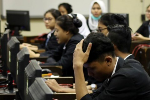 Survei: Bantuan Kuota Internet Terkendala Sinyal Tak Stabil