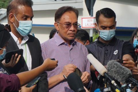 Anwar Ibrahim Diperiksa Polisi