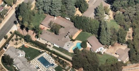 Simon Cowell Jual Rugi Rumahnya di California