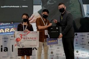 Kemenparekraf Umumkan Pemenang Food Startup Indonesia MMXX
