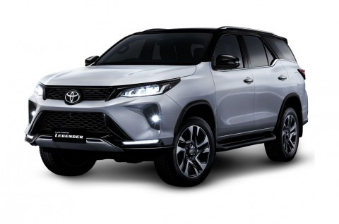 Tidak Ada Toyota Fortuner Legender di Indonesia