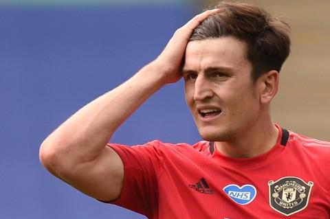 MU Ragu Turunkan Maguire untuk Hadapi Newcastle United