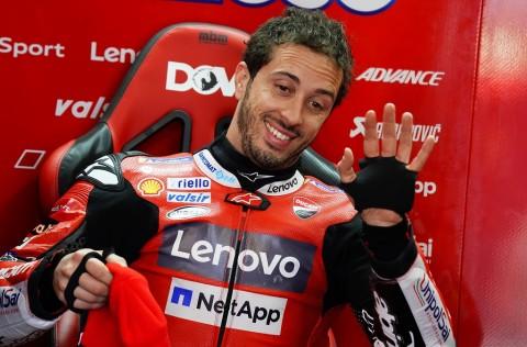 Dovi Beberkan Kendala Ducati pada Hari Pertama MotoGP Aragon