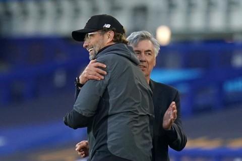 Klopp Sebut Everton Pesaing Baru Liverpool