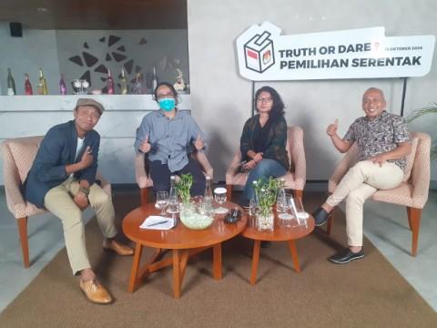 Kominfo Gandeng <i>Content Creator</i> Sosialisasikan Pilkada 2020