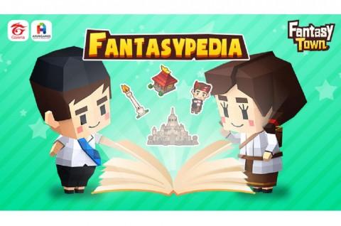 Fantasy Town Luncurkan Wadah Edukasi Fantasypedia