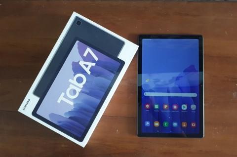 Samsung Galaxy Tab A7, Tablet Kelas Menengah Harga Rp4 Juta