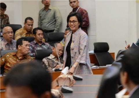 Menkeu Paparkan Jurus Pembangunan Hijau di Indonesia