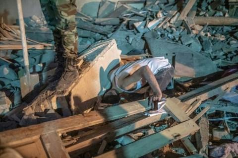 PBB Kecam Serangan Misil di Kota Ganja Azerbaijan
