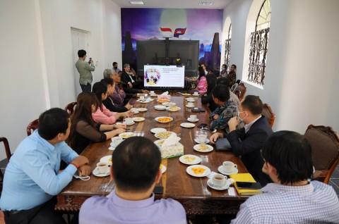 KBRI Phnom Penh Dorong Interaksi Pengusaha Indonesia-Kamboja