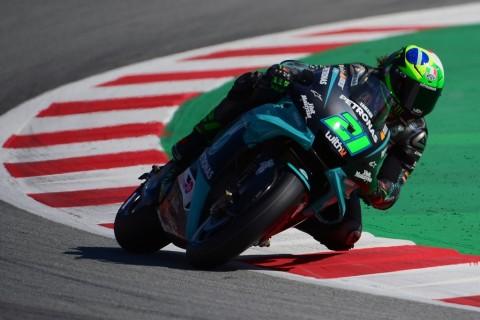 MotoGP Aragon: Giliran Morbidelli yang Kuasai FP3