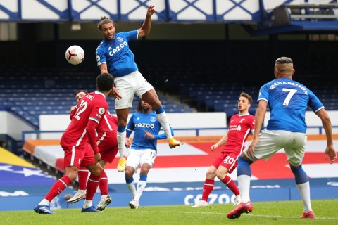 Everton vs Liverpool: Sengit, Derby Merseyside Berakhir tanpa Pemenang