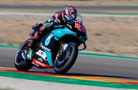 Tampil Gemilang, Fabio Quartararo Rebut <i>Pole Position</i> MotoGP Aragon