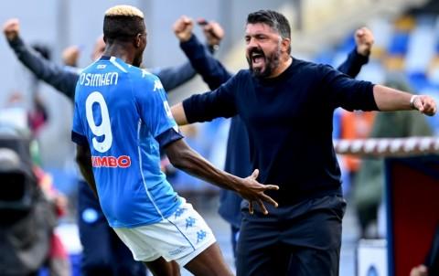 Napoli vs Atalanta: Mengamuk! Tuan Rumah Permalukan Pimpinan Klasemen Serie A