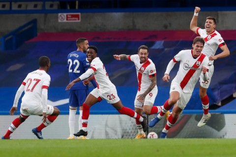 Chelsea vs Southampton: Werner Cetak Dua Gol, The Blues Tetap Gagal Menang