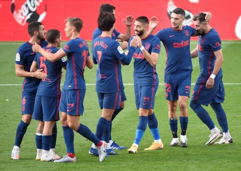 Celta Vigo vs Atletico Madrid: Tim Tamu Curi Poin Penuh