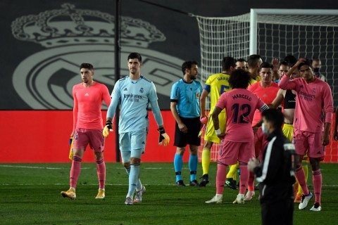 Hasil Lengkap Pertandingan Sepak Bola: Madrid dan Barcelona Kompak Menelan Hasil Minor