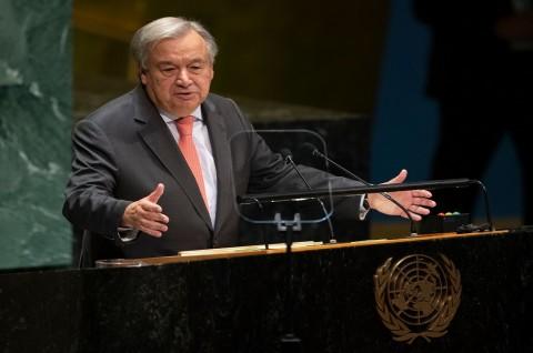 PBB Sebut Pandemi Covid-19 Krisis Ganda Bagi Warga Miskin