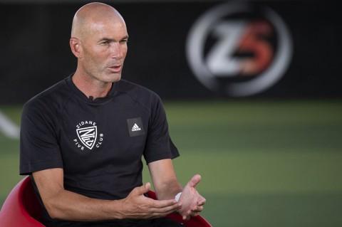 Zidane Mengakui Kekalahan Madrid dari Cadiz