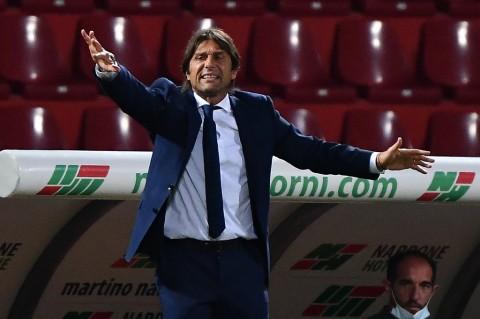 Conte Sebut Inter Milan Kalah karena Kurang Beruntung