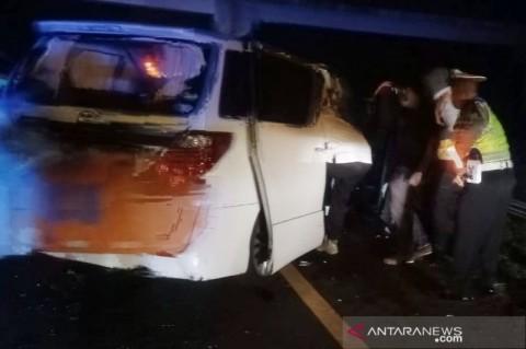 Polisi Identifikasi Penabrak Hanafi Rais