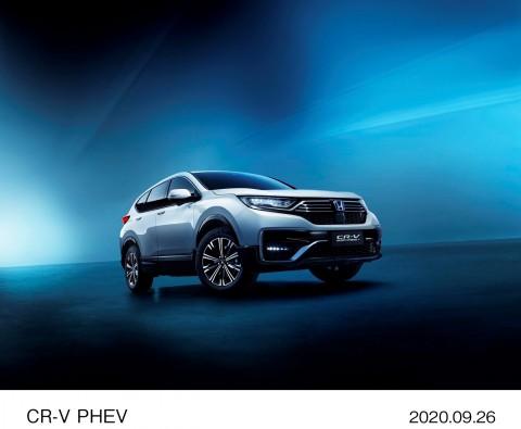 Perlu Waktu 25 Tahun Honda CR-V dapat Teknologi Plug-in Hybrid