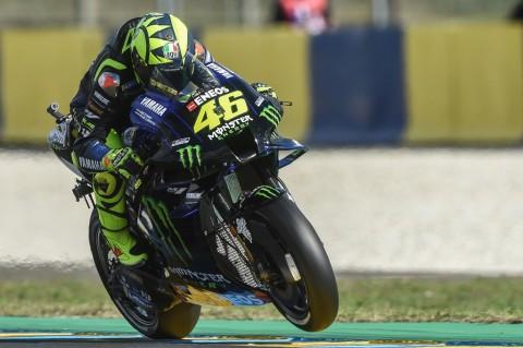 Yamaha tidak Siapkan Pengganti Rossi di Grand Prix Teruel