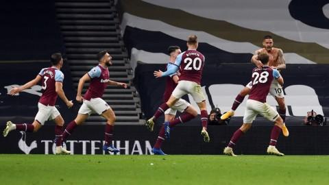 Tottenham Hotspur vs West Ham United: Drama Enam Gol, Kedua Tim Berbagi Angka
