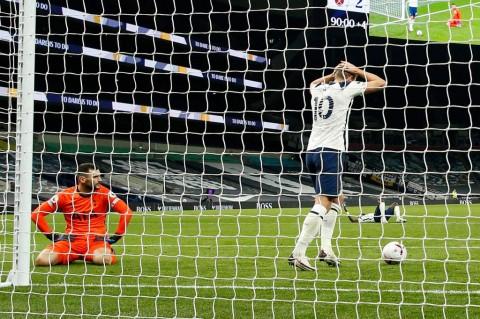Tottenham vs West Ham Berakhir Imbang 3-3