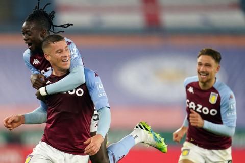 Leicester Vs Aston Villa: Ross Barkley Bawa The Villans Menang 1-0
